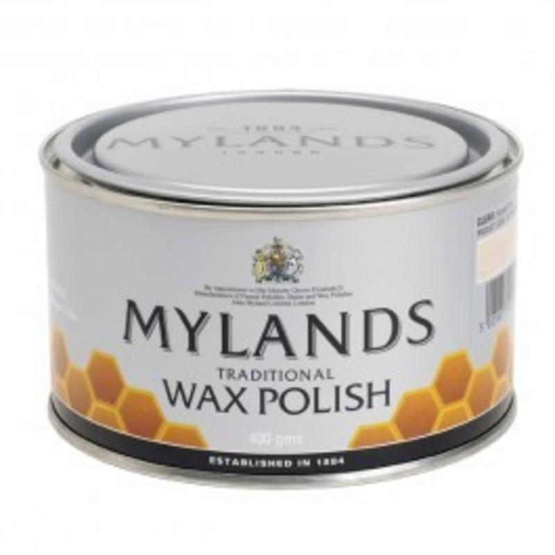 Mylands Wax Polish - Rustic Brown