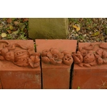 Terracotta Moulded Frieze