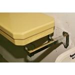Art Deco Bathroom Table
