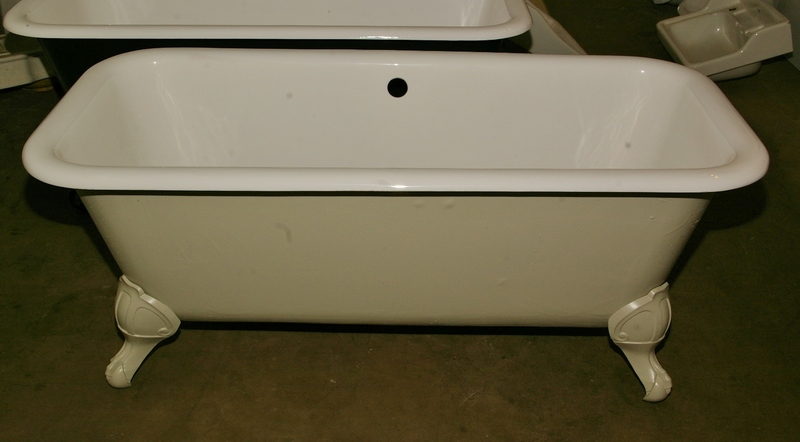Large French Double Ended Bath