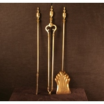 Polished Brass Companion Set