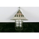 Cast Industrial Pendant Light