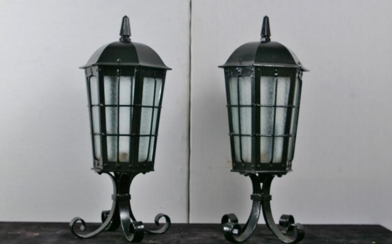 Gate Post Lanterns
