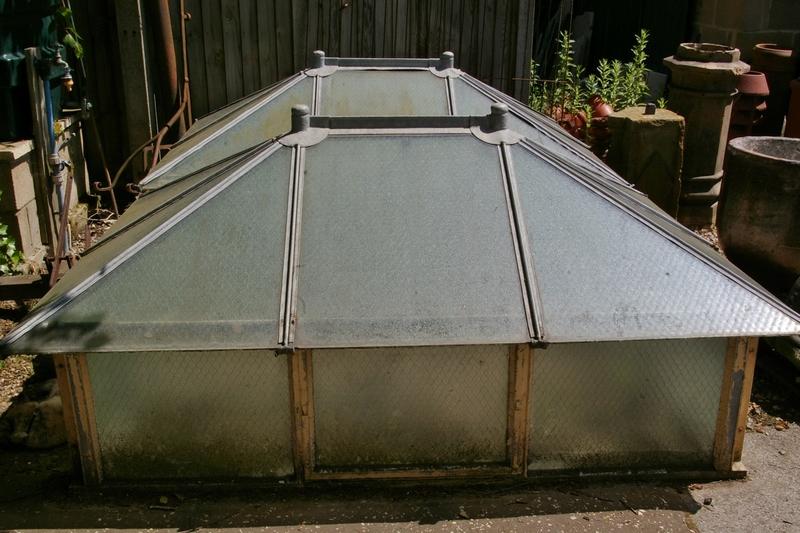 Glazed Steel Framed Roof Lanterns