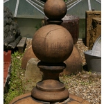 Pair Terracotta Cupolas