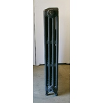 Four Column Radiator, Lacquered