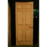 Curved Pine Panels