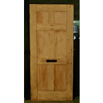 Solid Pine Front Door
