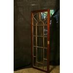 Oak Glazed Cupboard Door