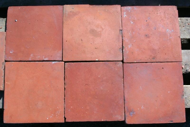 9 Inch Quarry Tiles