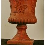 Pair Terracotta Urns