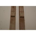 Limed Oak Pilasters