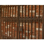 Pair Cast Iron Gates