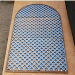 Cast Iron Grating