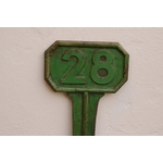 Cast Iron Markers or House Numbers