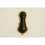 Ebonised Beehive Escutcheon