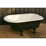 Small Roll Top Bath