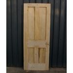 Victorian Four Panel Door