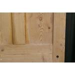 Pine Four Panel Door