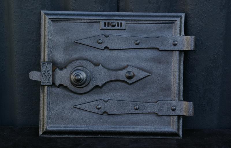 Range Door