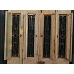 Set of Four Bi-fold Doors