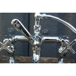 Chrome Plated Bath Shower Mixer Tap