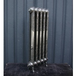Ornate Polished Radiator