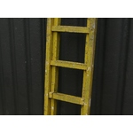 Painted Wooden Ladder