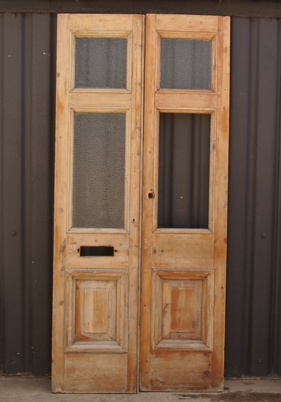 Pair Double Doors