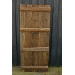 Oak and Elm Ledged Door