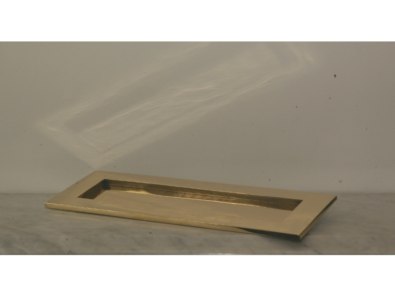 Product standard letterplate 023