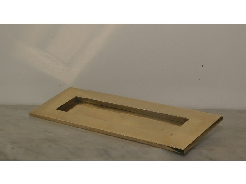 Product standard letterplate 019