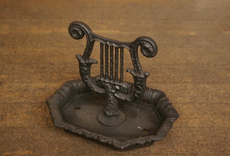 Cast Iron Boot Scraper