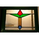 Art Deco Leaded Windows